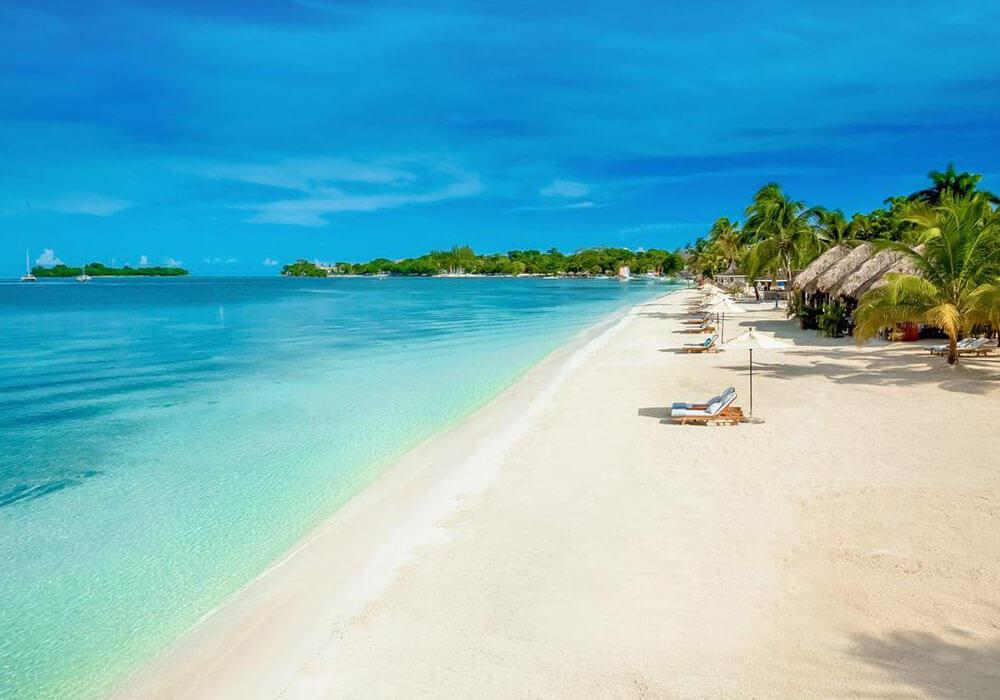 Negril Seven-Mile Beach, Negril, Jamajka