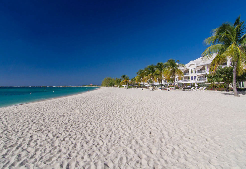 Seven Mile Beach, Kajmanské ostrovy